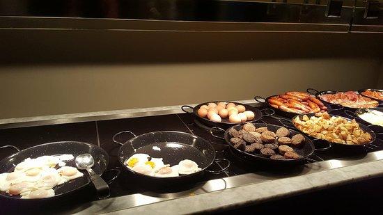Jurys Inn Dublin Christchurch: Frühstück