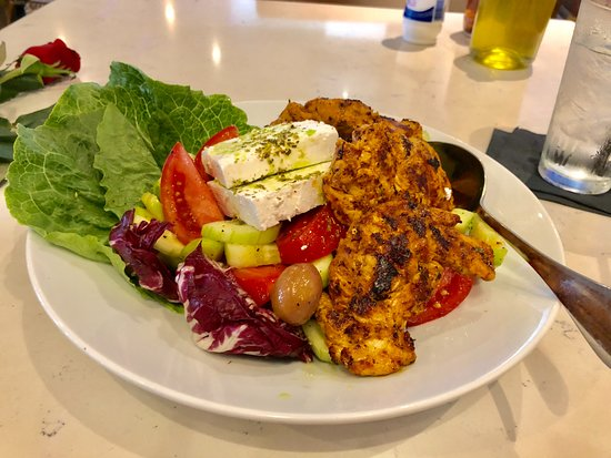 Hilton Bentley Miami South Beach Greek Salad