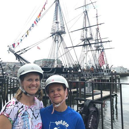 Foto de Boston Segway Tours
