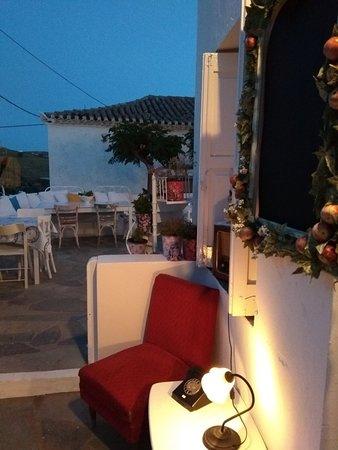 Kithnos Town, Greece: Ψιψίνα