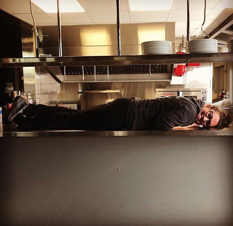 North Kansas City, MO: Chef is excited about her new kitchen!