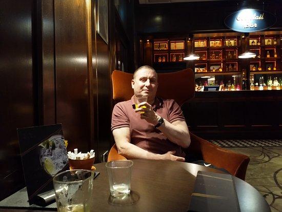 Clayton Hotel Leopardstown: bar