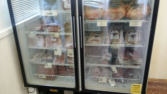 While in New Bothwell, check out County Style Meats