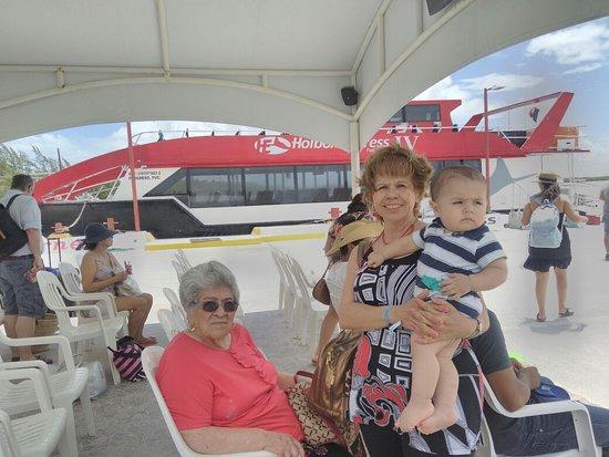 Barcos Holbox Express 사진