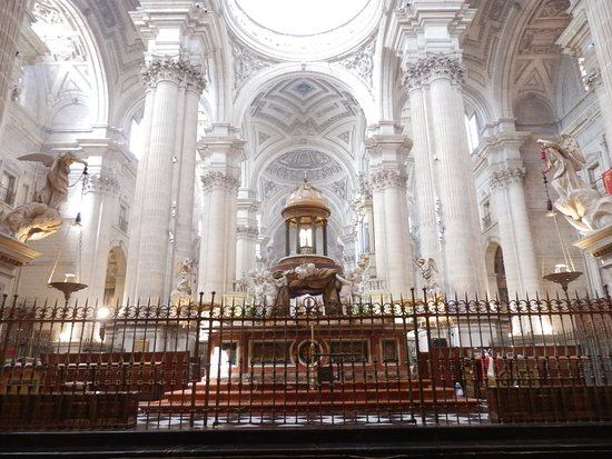 Jaen Cathedral: Interior