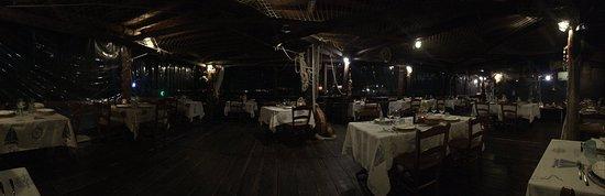 Trabocco Punta Cavalluccio : pano inside