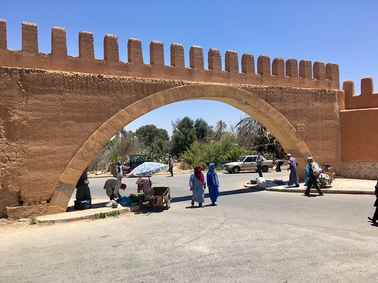 Agadir Couscoustrip ภาพถ่าย