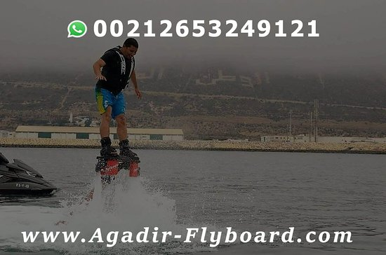 Jet Ski And Flyboard Agadir