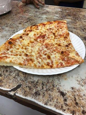 99 Cents Fresh Pizza New York City