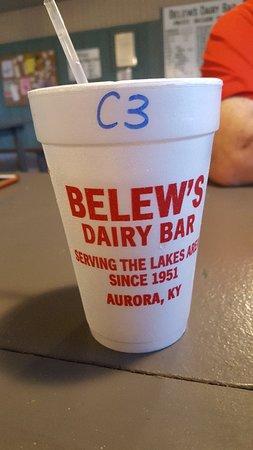Belew's Dairy Bar: 20180608_201100_large.jpg