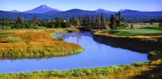 Sunriver Resort: Golf course