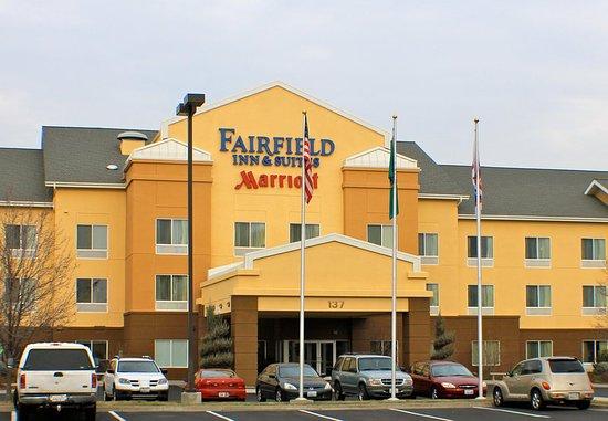 fairfield inn suites yakima 39 very good 39 2018 prices. Black Bedroom Furniture Sets. Home Design Ideas