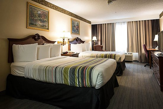 Country Inn & Suites By Radisson, Waldorf : Guest room