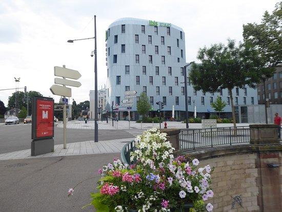 Le nouveau quartier de la gare picture of au bureau mulhouse