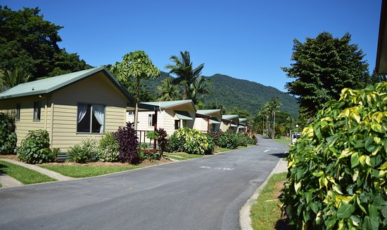 BIG4 Cairns Crystal Cascades Holiday Park ภาพถ่าย