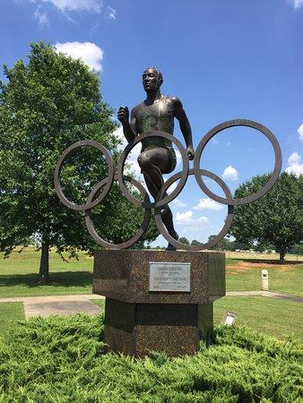 写真Jesse Owens Museum枚