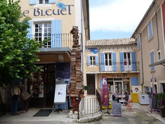 Librairie le Bleuet: Le Bleuet