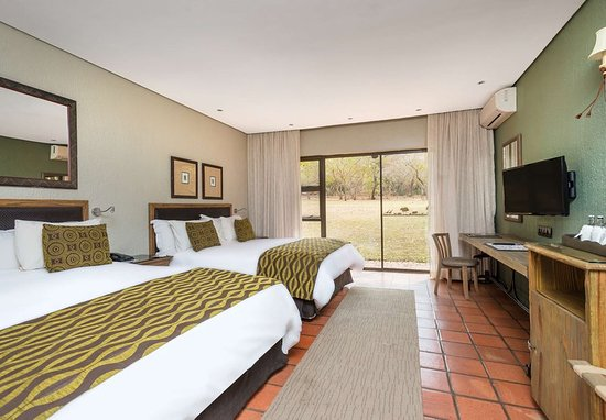 Skukuza, South Africa: Guest room