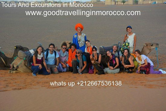 Good Travelling in Morocco