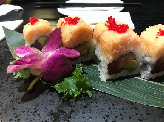 Kumo Asian Sushi: Ocean Roll