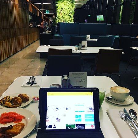 Novotel Auckland Airport: Buffet Breakfast