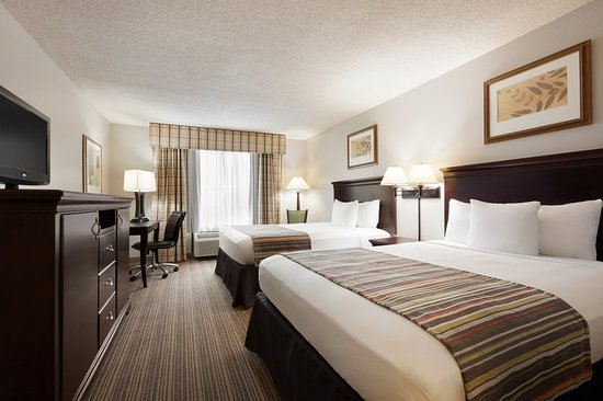 Country Inn & Suites by Radisson, Kingsland, GA : Guest room