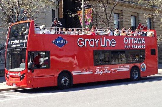 Hop-on-Hop-off-Tour durch Ottawa