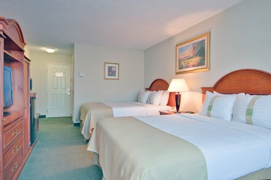 Holiday Inn Burlington: Guest room