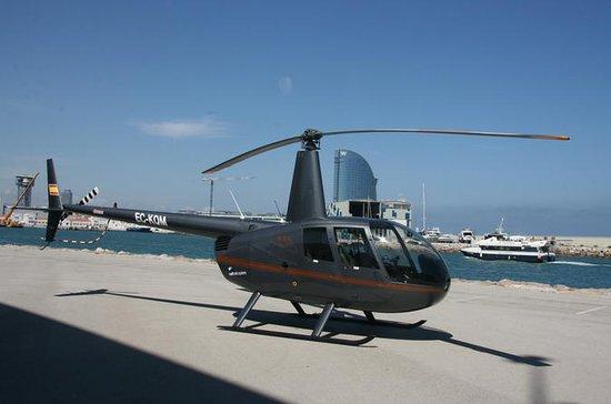 Hubschrauberflug und Segelerlebnis...