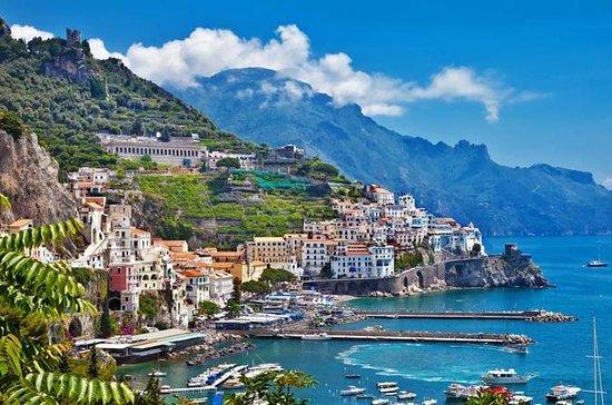 Positano & Amalfi Boat Exprerience...