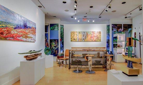 Mountain Galleries at the Fairmont