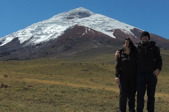 PRIVATE QUITO'S GETAWAY: COTOPAXI AND...