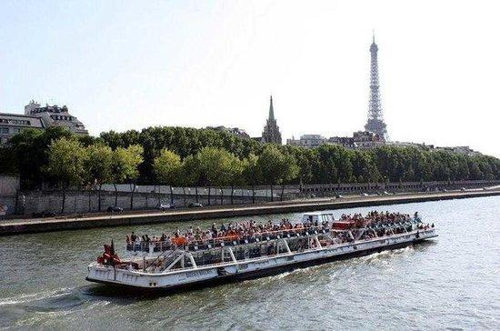 Seine River Cruise Skip-the-line Tickets