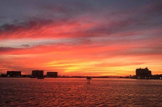 Sunset - Firework Dolphin Cruise