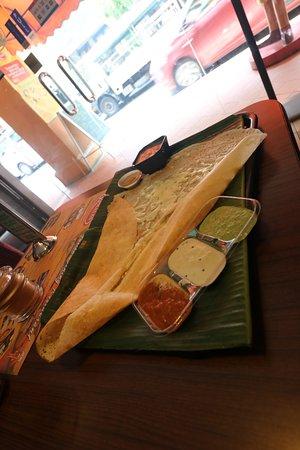 ลิตเติ้ลอินเดีย: South Indian Food at Little India.