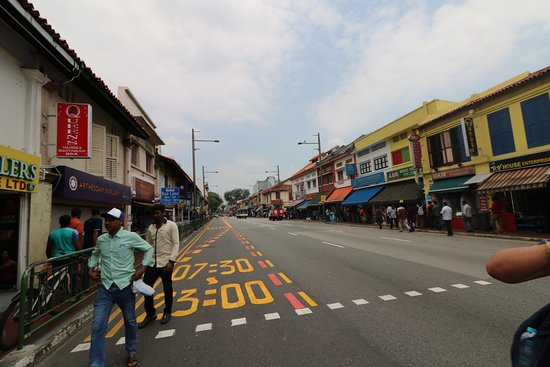 ลิตเติ้ลอินเดีย: Little India Streets