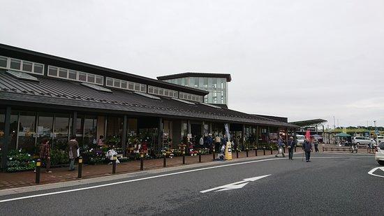 Michi-no-Eki Makuraganosato Koga