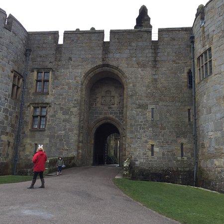 写真Chirk Castle枚