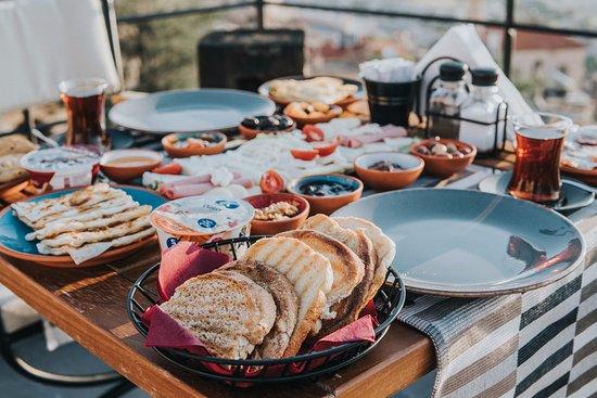 Dream Of Cappadocia: Organik Sabah Kahvaltısı