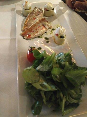 A superb meal in Paris