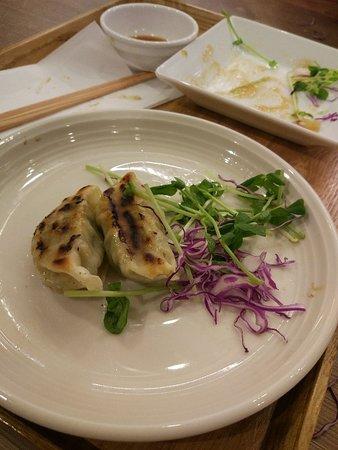 Japanese vegan restaurant