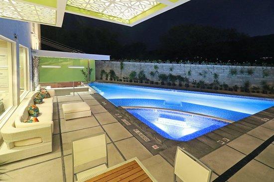 Chilpancingo de los Bravo, México: Pool