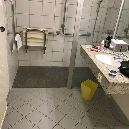Beim Hirschen: Das Bad des Grauens!!!