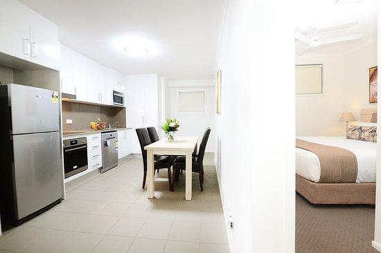 Moranbah, أستراليا: Guest room