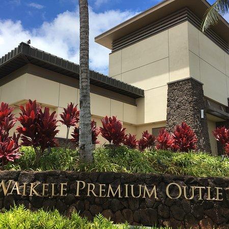 Waikele Premium Outlets ภาพถ่าย