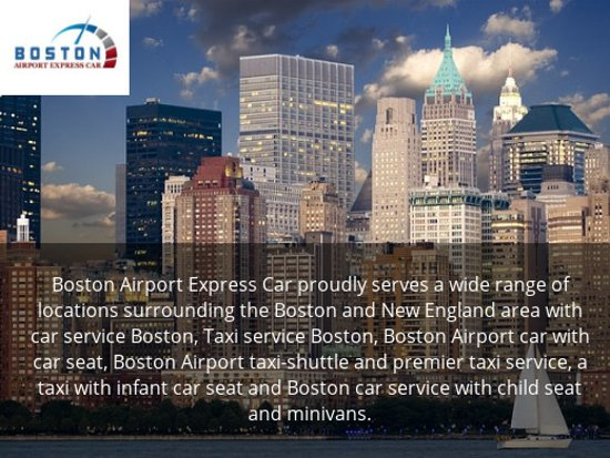 Boston Airport Taxi Car Service With Largest Fleet In Boston Logan