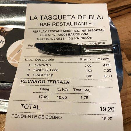 Photo3 Jpg Picture Of La Tasqueta De Blai Barcelona