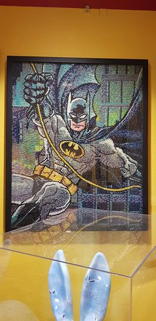 Jelly Belly Factory Tour: Batman