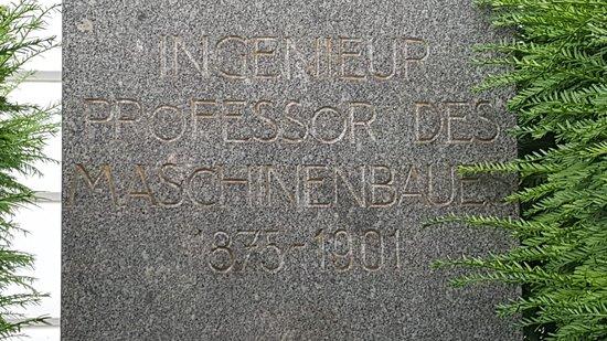 Denkmal Johann von Radinger