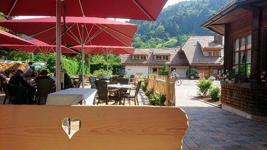 Muenstertal, Niemcy: Gaststatte Zur Bure Stube